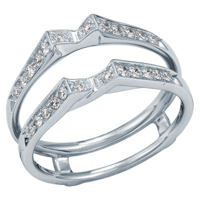 Ring Guards Enhancers Wraps Jewelry Helzberg Diamonds