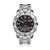 Tissot® T-Touch II Titanium Men's Watch