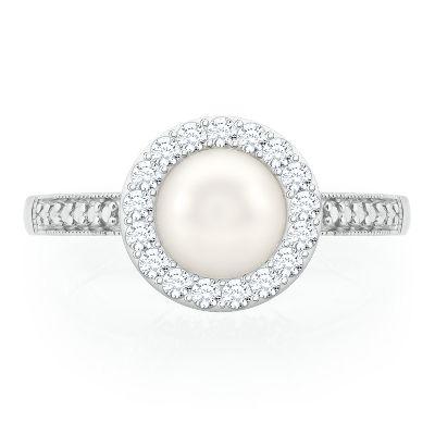 June Birthstone Jewelry Pearl Alexandrite Jewelry Helzberg