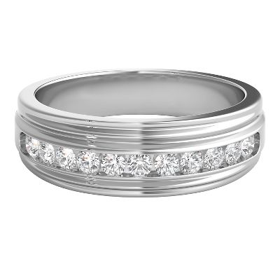 Mens Wedding Bands Rings Helzberg Diamonds