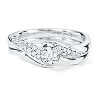 wedding ring sets bridal engagement sets helzberg diamonds - Engagement And Wedding Ring Set