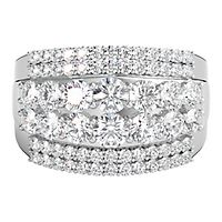 2 ct. tw. Diamond Ring in 10K White Gold