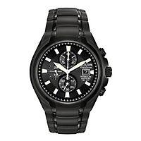 Citizen® Eco-Drive™ Black Titanium Men's Watch