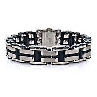Men's Bracelet in Stainless Steel