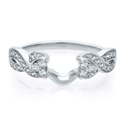 Ring Guards Enhancers Wraps Jewelry Helzberg Diamonds
