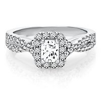 1 ct. tw. Diamond Engagement Ring in 14K Gold