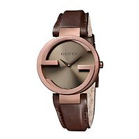 Gucci® Interlocking G Men's Watch