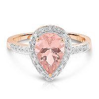 Engagement ring rose gold  Rose Gold Engagement Rings - Helzberg Diamonds