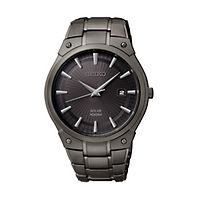 Seiko® Core Solar Men's Watch