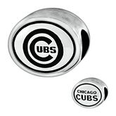 Expressions for Helzberg® Chicago Cubs Bead in Sterling Silver 2091879
