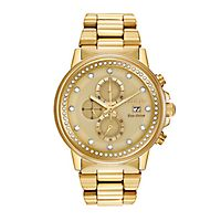 Citizen® Eco-Drive™ Nighthawk Ladies' Watch
