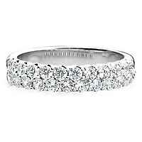 1/2 ct. tw. Diamond Band in 14K White Gold