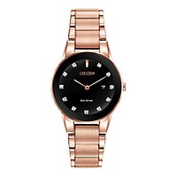 Citizen® Eco-Drive™ Axiom Diamond Ladies' Watch