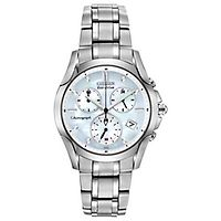 Citizen® Eco-Drive™ Chronograph Ladies' Watch