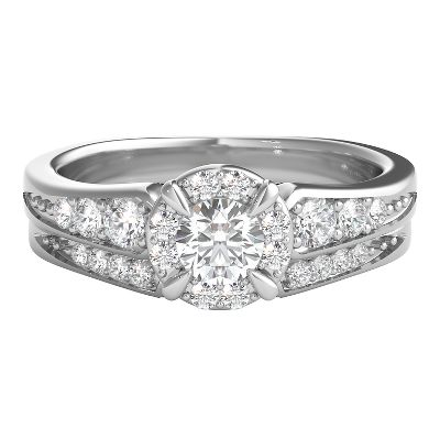 Bridal Engagement Ring Sets Engagement Rings Helzberg Diamonds