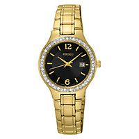 Seiko® Crystal Ladies' Watch