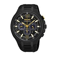 Seiko® Recraft Chronograph Men's Watch