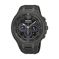 Seiko® Recraft Chronograph Men's Watch