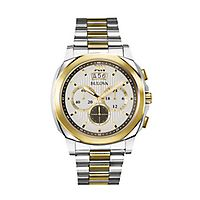 Bulova® Classic Chronograph Men's Watch