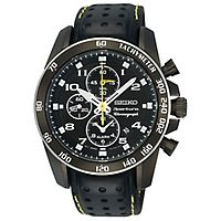Seiko® Sportura Chronograph Men's Watch
