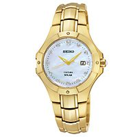 Seiko® Coutura Diamond Ladies' Watch