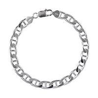 Mariner Link Bracelet in Sterling Silver