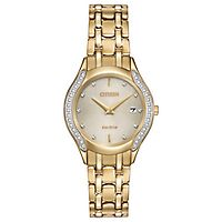 Citizen® Eco-Drive™ Diamond Ladies' Watch