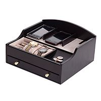 Charging Station Jewelry Box - 10.75