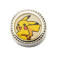 © Pokémon Pikachu Bead in Sterling Silver