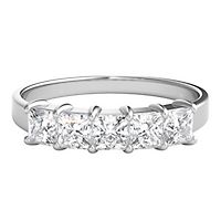 1 ct. tw. Diamond Anniversary Band in 14K White Gold