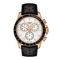 Tissot® V8 Chronograph Men's Watch