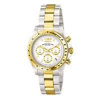 Invicta Speedway Chronograph Two-Tone Men's Watch