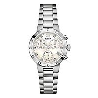 Bulova® Diamond Chronograph Ladies' Watch
