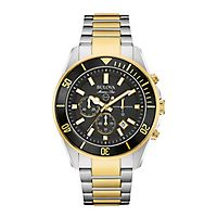 Bulova® Marine Star Chronograph Men's Watch