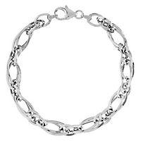 Rope Bracelet in Sterling Silver