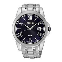 Seiko® Le Grand Solar Men's Watch