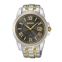 Seiko® Le Grand Men's Watch