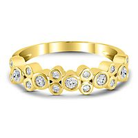 1/3 ct. tw. Diamond Ring in 10K Yellow Gold