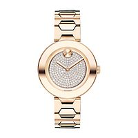 Movado® Bold® Pink Ladies' Watch