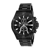 Invicta Pro Diver Black Chronograph Men's Watch