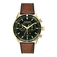 Movado® Heritage Green Chronograph Men's Watch