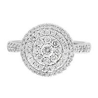 EFFY® 5/8 ct. tw. Diamond Ring in 14K White Gold