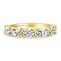 1 1/3 ct. tw. Diamond Band in 14K Yellow Gold