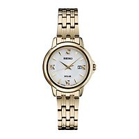 Seiko® Essentials Solar Ladies' Watch