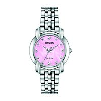 Citizen® Eco-Drive™ Jolie Diamond Ladies' Watch