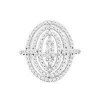 1 ct. tw. Diamond Ring in 10K White Gold