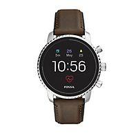 Fossil Gen 4 Explorist Leather Smartwatch