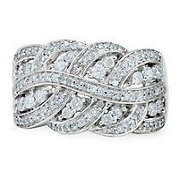 1 1/3 ct. tw. Diamond Ring in 14K White Gold