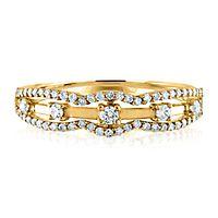 1/3 ct. tw. Diamond Ring in 10K Yellow Gold