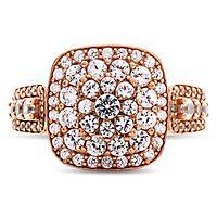 1 ct. tw. Diamond Ring in 10K Rose Gold